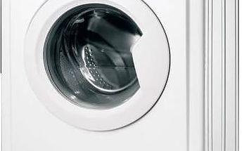 Tichá automatická pračka Indesit IWE 71252 C na 7 kg prádla