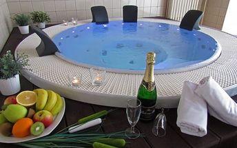 Wellness pobyt pro dva v hotelu Harmonie*** s polopenzí, masáže, zábaly, vstupy do bazénu aj.