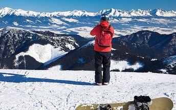 Skvělá dovolená ve Vysokých Tatrách