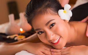 Thajské masáže od rodilých Thajek v salonu Lotus