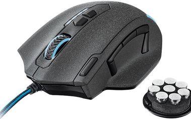 Trust GXT 155 Gaming Mouse, černá - 20411