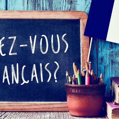 Jazykový kurz francouzštiny: 33 intenzivních lekcí