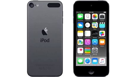 Apple iPod touch 16GB (MKH62HC/A) šedý