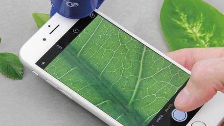 Mikroskop pro chytrý telefon Discovery Channel