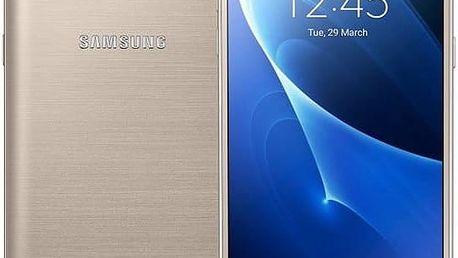 Mobilní telefon Samsung Galaxy J5 Dual SIM s 13 Mpx fotoaparátem