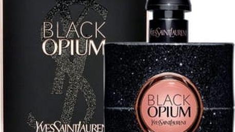 Yves Saint Laurent Black Opium 10 ml parfémovaná voda tester pro ženy