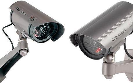 Bezpečnostní atrapa venkovní kamery