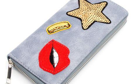 Fashion Icon Dámská peněženka LipStar