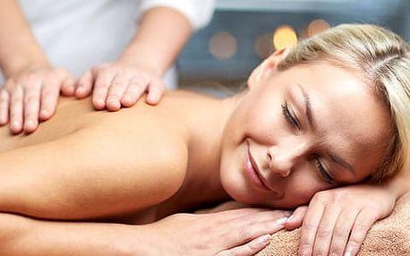67% sleva na 60 minut rekondiční uvolňující masáže celého těla ve Studiu Čtyřlístek