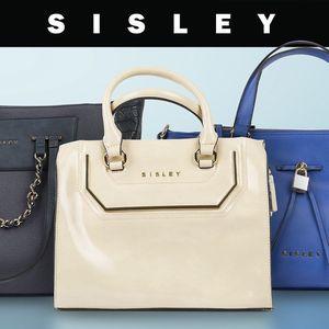 Vkusné dámské kabelky Sisley