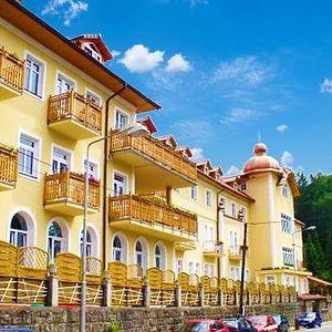 3denní lázeňský pobyt v Lázeňském domě Praha Luhačovice pro 2 osoby s polopenzí