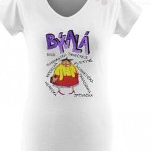 Tričko dámské - Bývalá... - XL