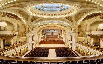 Balíček dvou koncertů pro milovníky vážné hudby v Praze