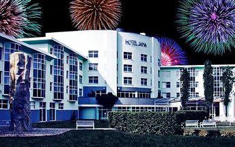 3–4denní silvestrovský pobyt s programem pro 2 v hotelu Jana**** v Přerově