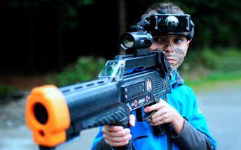 Zábava pro partu: Unikátní Laser Game v Liberci