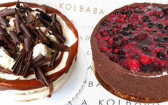 Osladí vám život: vyhlášené dorty od Kolbaby z Ostravy