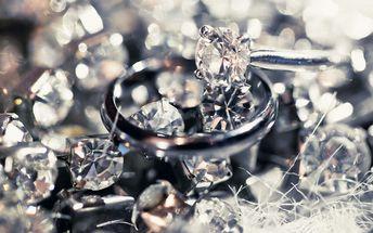 Voucher do muzea diamantů i na nákup šperků