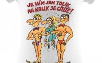 Tričko - Výročí žena 40 - XXL
