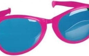 Brýle - gigant - růžová