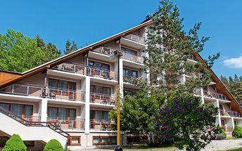 Úpatí Bílých Karpat pro DVA s neomezeným wellness a polopenzí v 4* hotelu