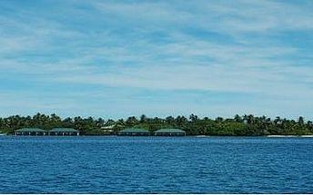 Maledivy - Jižní Atol Male na 8 dní, plná penze s dopravou letecky z Prahy
