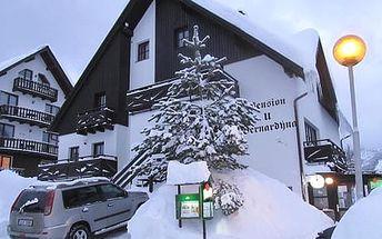 Pohádková zima v Harrachově s polopenzí pro dva