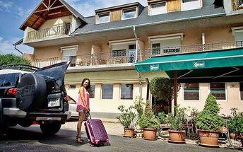 3–5denní wellness pobyt v hotelu Wolf*** v maďarském Sárváru pro 2 osoby