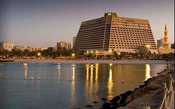 Silvestr u moře: Spojené arabské emiráty - Sharjah na 8 dní, snídaně s dopravou letecky z Prahy