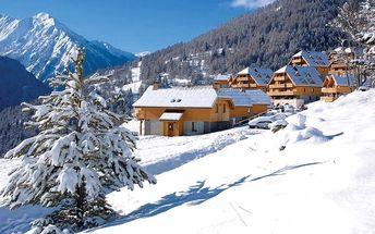 Silvestr na horách: Francie - Pra Loup / Val d'Allos na 8 dní, bez stravy s dopravou vlastní