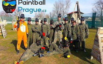 Lukohra či Lukohra + paintball. Nová akční hra pro skupinu přátel s nápojem zdarma