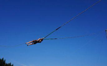 Adrenalin na druhou: Výstřel z lidského praku