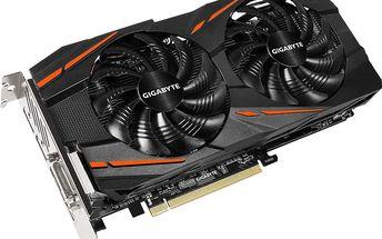 GIGABYTE Radeon RX 480 G1 Gaming, 8GB GDDR5 - GV-RX480G1 GAMING-8GD