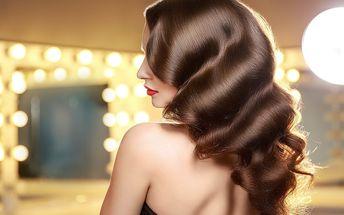 Kadeřnický balíček pro dámské vlasy