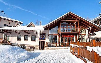 Zimní sezóna v Harrachově s polopenzí pro dva + 2 děti do 15 let zdarma včetně snídaně, platnost až do 30. 4. 2017