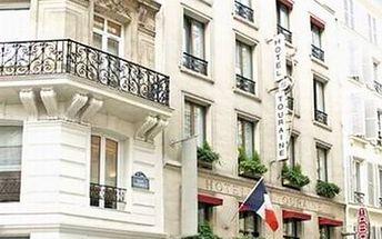 Francie - Paříž na 4 dny, snídaně s dopravou letecky z Prahy