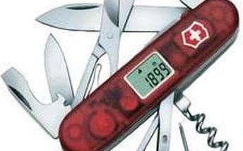 Švýcarský kapesní nůž Traveller Lite Victorinox nerezová ocel 1.7905.AVT