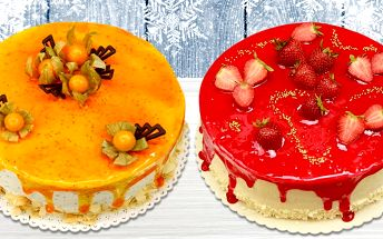 Poctivý dort k nakousnutí z Golden Pacific Café
