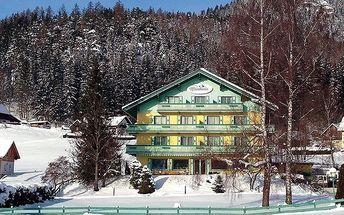 Silvestr na horách: Rakousko - Tauplitz na 4 až 5 dní, polopenze s dopravou vlastní