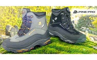 Pánské voděodolné boty Alpine Pro do terénu