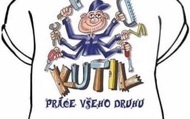 Tričko - Kutil - XXXL