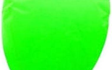 Lampion štěstí - čepice - zelená