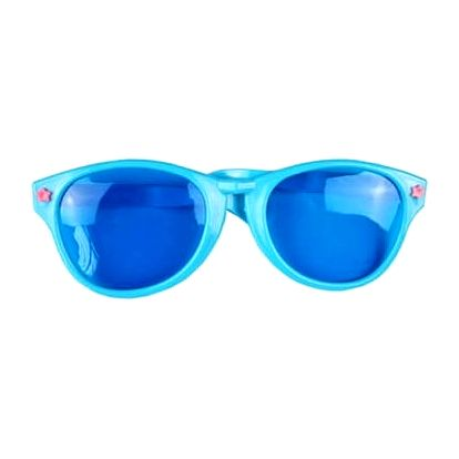 Brýle - gigant - modrá
