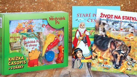 Dětské ilustrované knihy od Ježíška