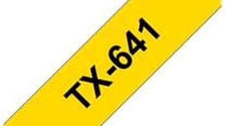 Brother TX-641 - originální; TX641