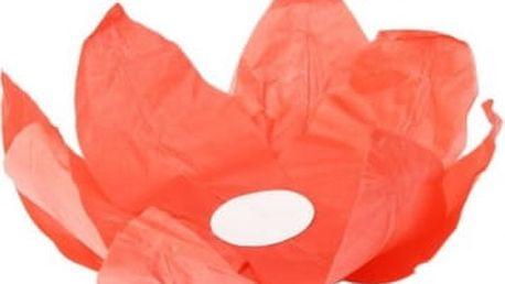 Vodní lampion - červená