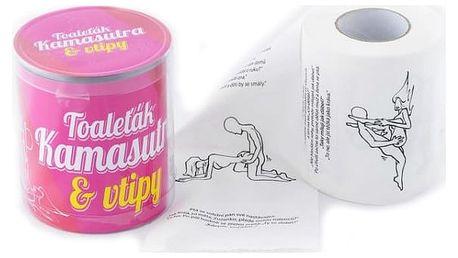 Toaletní papír Kamasutra