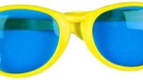 Brýle - gigant - žlutá
