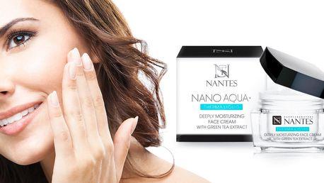 Luxusní hydratační péče Nantes pro krásnou tvář