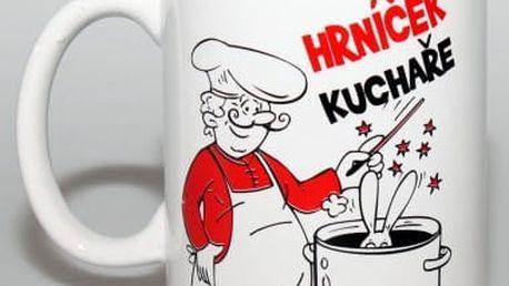 Vtipný hrnek - Kuchaře