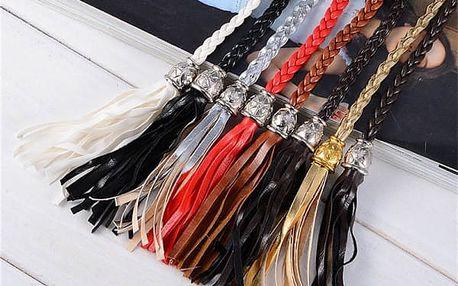 Dámský módní pásek k šatům